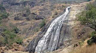Farin Ruwa Falls>