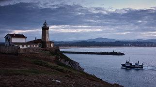 Faro de Avilés>