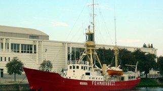 Fehmarnbelt Lightship>