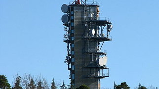 Felsenegg-Girstel TV-tower>