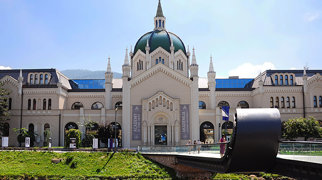 Ferhadija Mosque in Sarajevo>