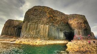 Фингалова пещера>