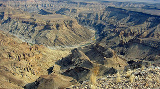 Fish River Canyon>