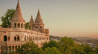 Fisherman's Bastion>