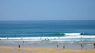 Fistral Beach>