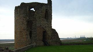 Flint Castle>