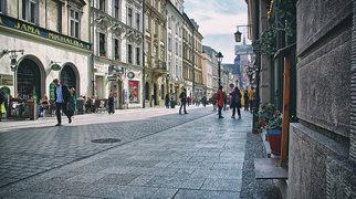 Floriańska Street>
