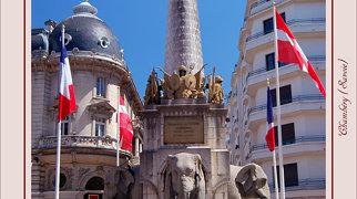 Fontaine des éléphants>