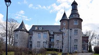 Fontaine-l'Évêque Castle>