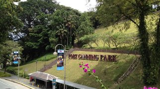 Fort Canning>