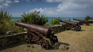 Fort James, Antigua and Barbuda>