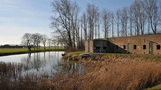 Fort along Den Ham>