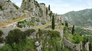 Fortress of Klis>
