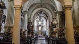 Franciscan Church, Bratislava>