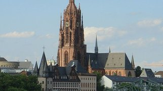 Frankfurt Cathedral>