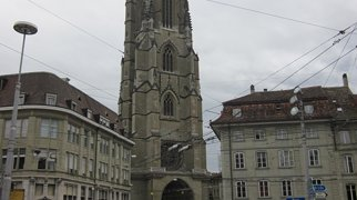 Fribourg Cathedral>
