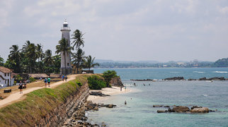 Galle Fort>
