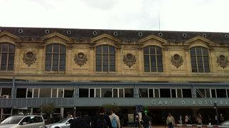 Gare d'Austerlitz>