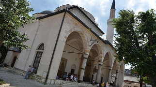 Gazi Husrevbegova džamija, Sarajevo>