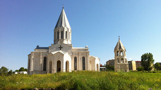 Ghazanchetsots Cathedral>
