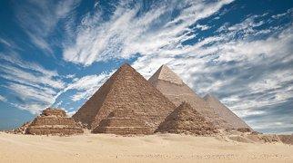 Gizos piramidės>