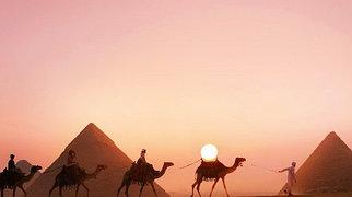 Necropole de Giza>