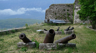 Φρούριο του Αργυροκάστρου>