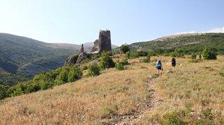 Glavaš – Dinarić Fortress>