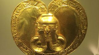 Gold Museum, Bogotá>