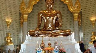 Golden Buddha (Bangkok)>