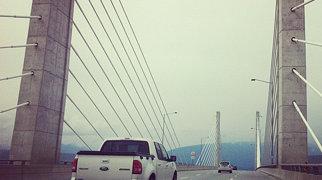 Golden Ears Bridge>