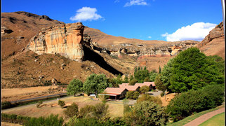 Golden Gate Highlands National Park>