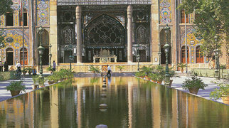 Golestan Palace>