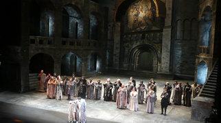 Государственный академический театр «Московская оперетта»>