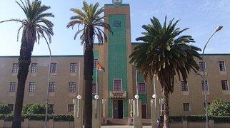 Governor's Palace, Asmara>