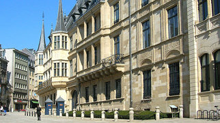 Grand Ducal Palace, Luxembourg>