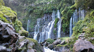 Grand Galet Falls>