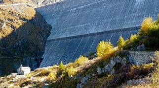 Grande Dixence Dam>