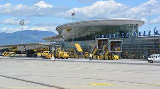 Port lotniczy Graz>