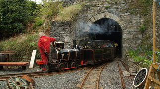 Great Laxey Mine Railway>