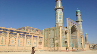 Great Mosque of Herat>