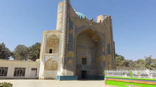 Green Mosque (Balkh)>