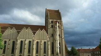 Grundtvigin kirkko>