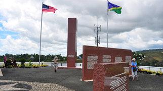 Guadalcanal American Memorial>