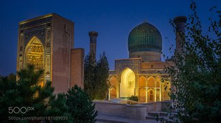 Gur-Emir-Mausoleum>