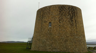 Hackness Martello Tower and Battery>