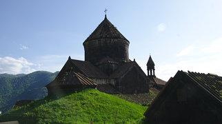 Monasterio de Haghpat>