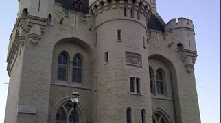 Halle Gate>