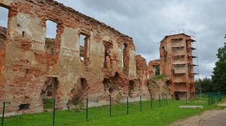 Halshany Castle>