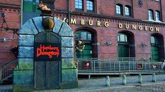 Hamburg Dungeon>